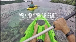 A weekend of adventure in Bougainville, Papua New Guinea. Plenty of boats, fishing, kayaking and snorkeling on offer just a short...