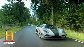 Top Gear: Tanner Test-Drives a Koenigsegg Hypercar (S8, E2) | History full download video download mp3 download music download