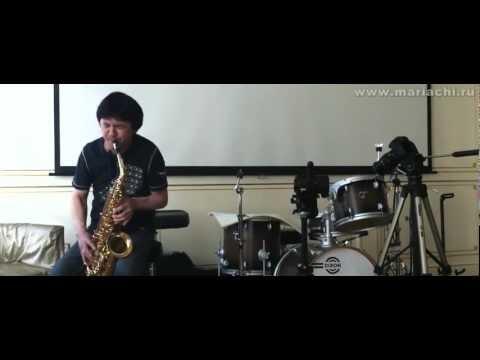 Тест саксофона Antigua ProOne: Минигали Давлетбаев - смотреть онлайн на Видео-Поиск.РФ