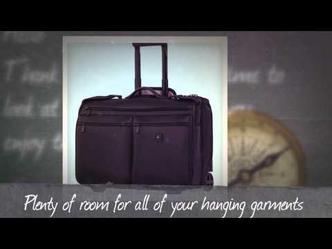 Victorinox Lexiconac Garment Bag Wheeled Garment Storage Car
