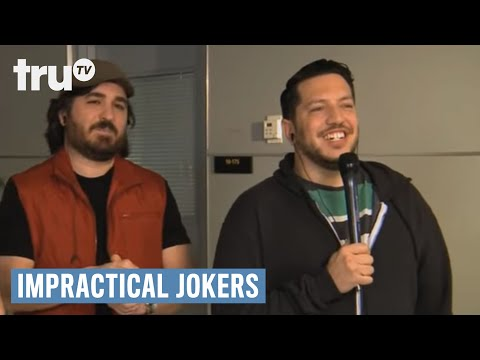 embarrassment - Subscribe to truTV on YouTube: http://full.sc/1s9KQGe Watch Full Episodes for Free: http://full.sc/1rghcLK New episodes Thursdays 9:30/8:30c Joe braves a cro...