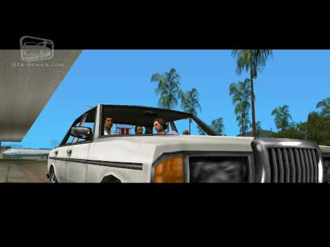vice city - Grand Theft Auto: Vice City Opening Intro and First Mission Guide / Walkthrough Video in High Definition Mission No. 001 - The Introduction Mission Name: - I...