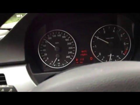 Autogas-Pkw: BMW e91 320i LPG Autogas Automatik Beschleunigung