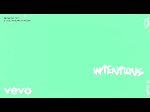 Video Justin Bieber - Intentions (Official Lyric Video) ft. Quavo download in MP3, 3GP, MP4, WEBM, AVI, FLV January 2017