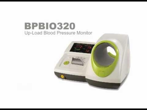 Máy Đo Huyết Áp với Áp Lực Tải Lên Tự Động - InBody BPBIO 320