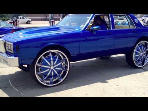 Chevy Silverado On 28s