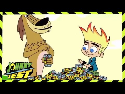 Johnny Test Full Episodes in English 🚀  Season 5 Compilation! (Episodes 5 - 8)
