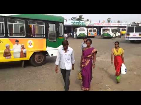 Vizianagaram Apsrtc Video 2