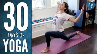 Day 29 - Sweet Surrender - 30 Days of Yoga