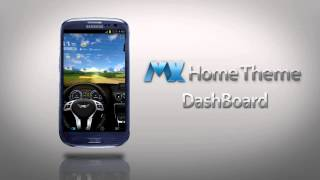 MXHome Launcher 3.1.8 YouTube video