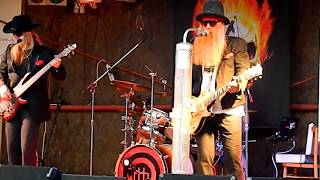 Video ROCK NA HŘIŠTI PILNÍKOV 2015 - ZZ TOP REVIVAL  CZECH REPUBLIC