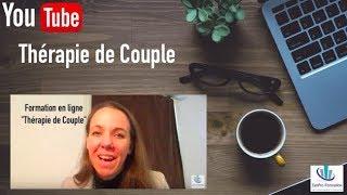 """NOUVEAU : Formation """"Thérapie de Couple"""" !"""