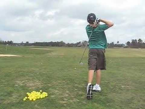 THE Golf Academy - North Florida: Mike C. - March 15, 2008