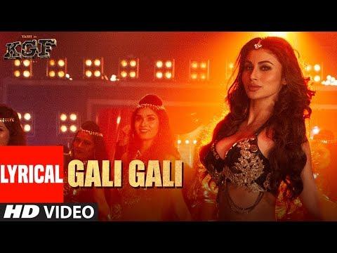 Gali Gali Lyrical   KGF   Neha Kakkar   Mouni Roy   Tanishk Bagchi   Rashmi Virag   T-SERIES