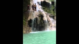 Atimonan Philippines  city photos : Jumped off Bantakay Falls, Atimonan, Quezon, Philippines