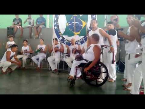 3 campeonato de capoeira GCB Aberto em Umari-PE Sorriso X Urso