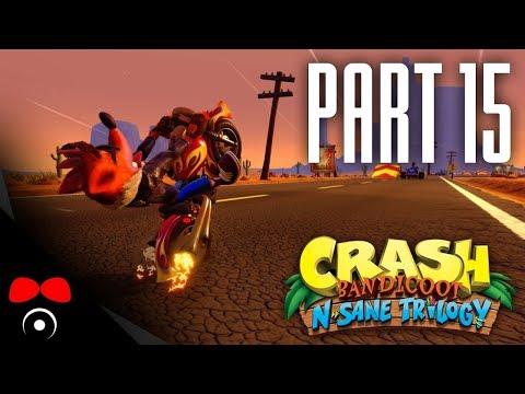 NESNÁŠÍM LÍTÁNÍ! | Crash Bandicoot N. Sane Trilogy #15