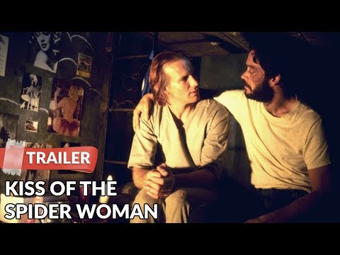 Kiss Of The Spider Woman 1985 Trailer | William Hurt