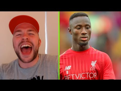 "Liverpool Fan ""Naby Keita Is In The TOP 3 Midfielders In The World"" Liverpool 2-0 Chlesea"