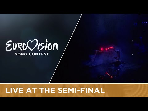 Man vs machine | Epic dance battle in Eurovision Song Contest 2016