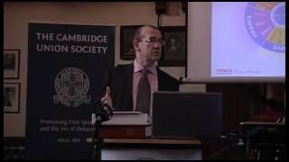 Sir Terry Leahy, The Cambridge Union Society
