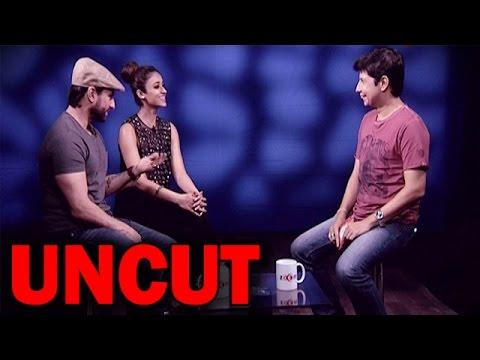 UNCUT - Saif Ali Khan and Ileana Dcruz's EXCLUSIVE
