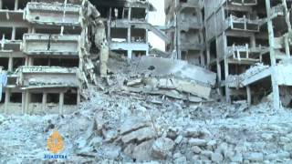 Syrian bombing kills children near school