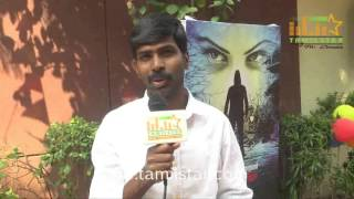 Karthick at 1 Panthu 4 Run 1 Wicket Audio Launch