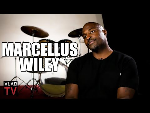 Marcellus Wiley on Jemele Hill Saying He's Wrong about Kaepernick on VladTV (Part 11)