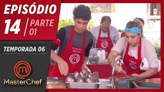 MASTERCHEF BRASIL (30/06/2019)   PARTE 1   EP 14   TEMP 06