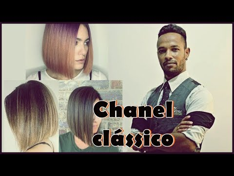 Chanel classico. Corte de cabelo chanel!!