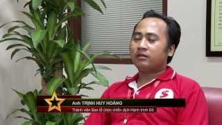 Gặp Gỡ Hành Trình Đỏ - Hành Trình Hiến Máu Xuyên Việt