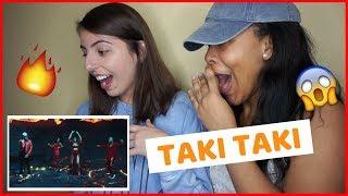 Download Lagu DJ Snake - Taki Taki ft. Selena Gomez, Ozuna, Cardi B (REACTION) Mp3