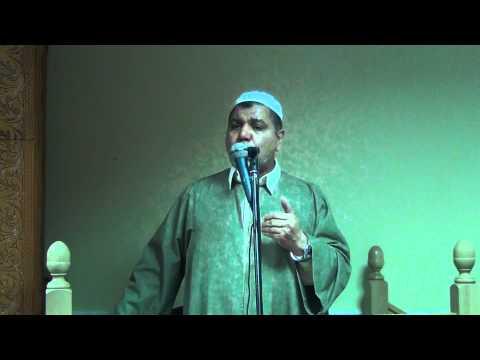 خطبة الجمعة تتحدث عن ابوبكر وخالد الجزء الأول