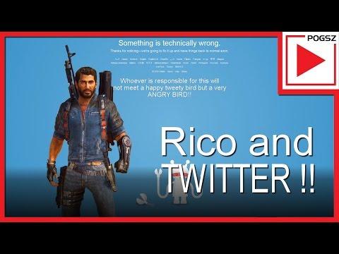 Sannheten bak hvorfor Twitter er offline! Rico vet allt
