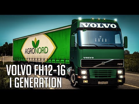 Volvo FH12-16 I Generation 1.27 FINAL Nikola Edit