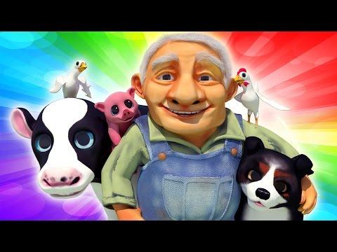 Download Old MacDonald Had a Farm | Kid's tv Songs | New Nursery Rhymes HD Video