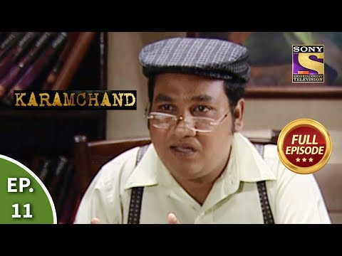 Ep. 11 - Hunt For A Missing Child - Karamchand - Full Episode