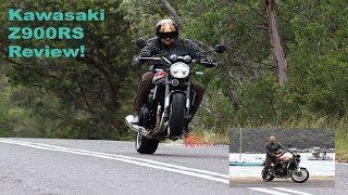 3. 2018 Kawasaki Z900RS Review