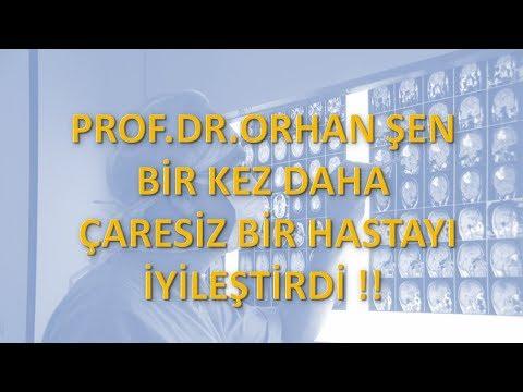 Bel Kayması Hastası - Prof. Dr. Orhan Şen