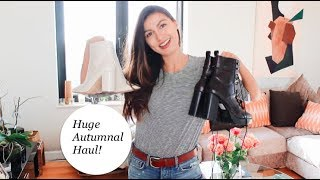 Big Autumnal Haul! REVOLVE, Urban Outfitters, Me+Em and more!