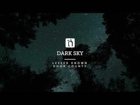 Lesser Known Door County: Dark Skies