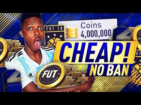 HOW TO BUY FIFA 18 COINS FAST & CHEAP (NO BAN) - FIFA 18 TEAM OF THE YEAR!!
