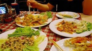 Gourmet Report:Thai Food Kata Area Phuket グルメレポート タイ料理激戦区で食べる