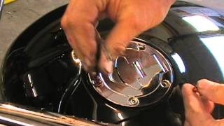 7. Witchdoctors - How to replace Victory Motorcycle gas cap bolts.wmv