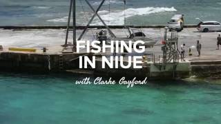 Join Clarke Gayford as he goes fishing in Niue, for Marlin, Yellowfin Tuna, Mahimahi and Wahoo.
