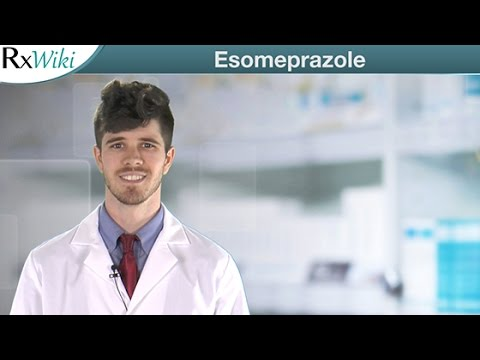 Esomeprazole is a Medication that is Used to Treat a Number of Conditions