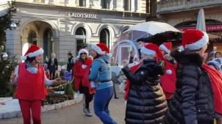 Kangatraining Lugano Flashmoms, Merry end Bright...