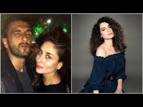 Karan Johar Wants Kareena-Ranveer To Act Together