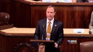 Rep. Adam Schiff sings
